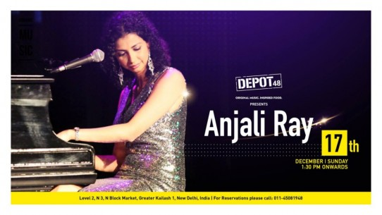 December Shows in New Delhi